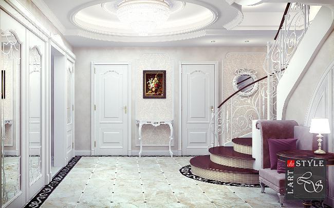 Заказать дизайн квартиры в москве