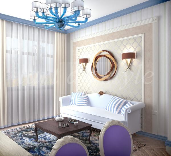 Квартира в комплексе Доминион